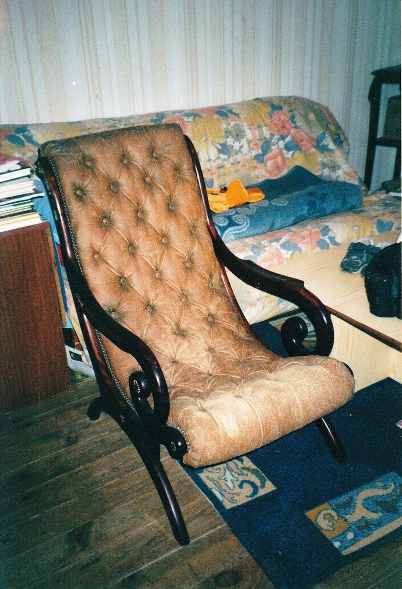 fauteuil anglais. Black Bedroom Furniture Sets. Home Design Ideas